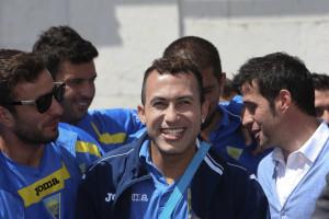 Jefferson e Slimani falham jogo do Sporting com o Marítimo