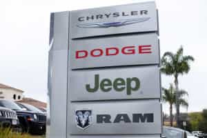 Construtora automóvel chama 230 mil veículos às oficinas
