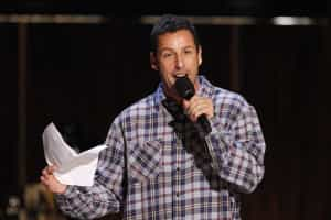 Adam Sandler considerado o actor mais supervalorizado
