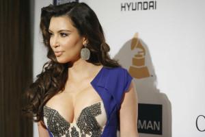 Kardashian mostra 'closet' desarumado