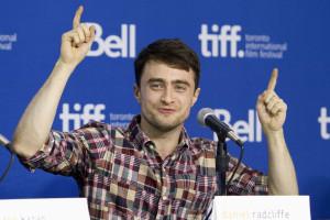 'Harry Potter' confessa que se esquece sempre de coisas
