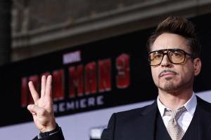 Robert Downey Jr. deu jantar de boas-vindas a atores