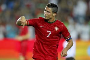 Cristiano Ronaldo homeageado com Medalha de Mérito