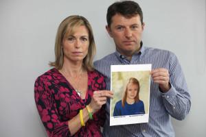 Pais de Maddie McCann não desistem de encontrar a filha