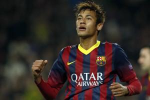 Neymar e irmã na noite da Catalunha