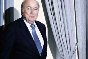Blatter já reagiu a detenções de altos dirigentes da FIFA