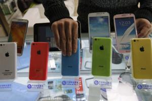 China ultrapassa EUA na compra de iPhones