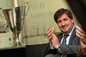 Presidente do Sporting faz balanço de 2 anos no cargo
