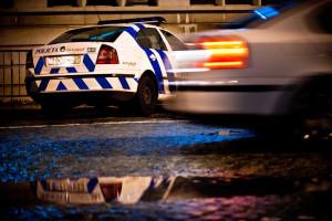 PSP deteve 25 pessoas e multou 120 em excesso de velocidade