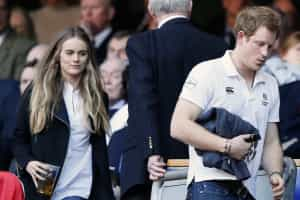 Príncipe Harry e Cressida: boda real à vista?