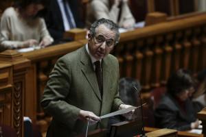 Ribeiro e Castro recandidata-se à liderança da bancada do CDS-PP