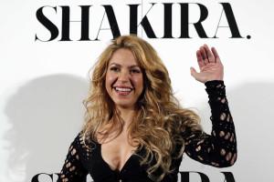 Shakira lança linha de brinquedos