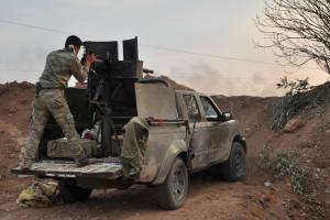 Armas largadas para curdos caíram nas mãos do Estados Islâmico