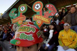 Portugal sobe dois lugares no ranking da FIFA