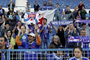 Braga e Belenenses com visões diferentes do empate