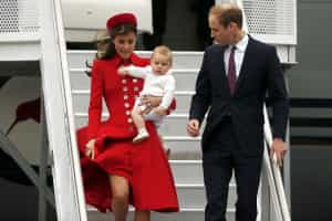 Bebé de Kate e William nasce em abril