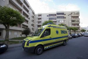 Acidente na universidade de Évora faz um morto