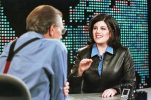 Monica Lewinsky recusa mudar o seu último nome