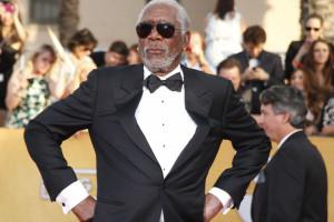 Como Morgan Freeman se mantem jovem