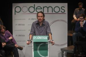 Líder do Podemos fornece receitas para a esquerda