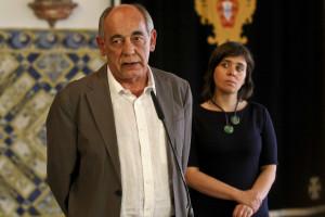 Catarina Martins e João Semedo seguem na liderança do Bloco