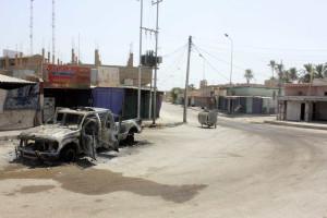 Explosão de dois carros-bomba em Bagdade faz três mortos