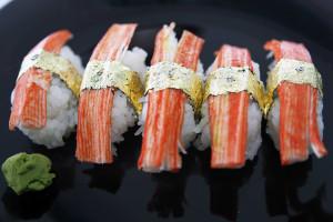 Há boas razões para comer sushi