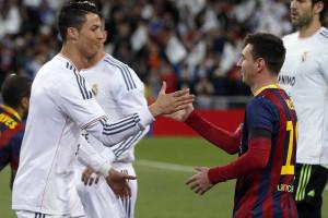 Não estou a competir com o Ronaldo nem com ninguém