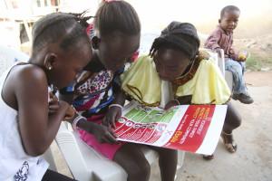 Mali com primeiro caso em menina chegada da Guiné-Conacri