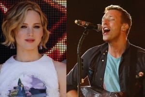Jennifer Lawrence e Chris Martin são oficialmente namorados