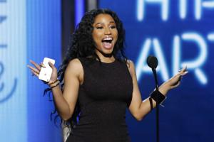 Ousadia de Nicki Minaj vista mais de 35 milhões de vezes
