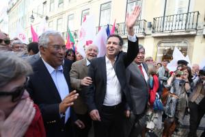 Primárias do PS marcam arranque político