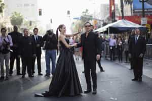 Brad Pitt e Angelina Jolie casaram este sábado