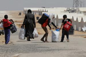 Refugiados sírios chegam hoje aos 3 milhões