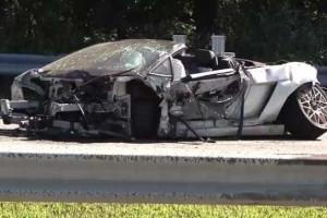 Jovem de 18 anos morre ao fazer test-drive em Lamborghini