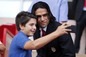 Falcao emprestado pelo Mónaco ao Manchester United