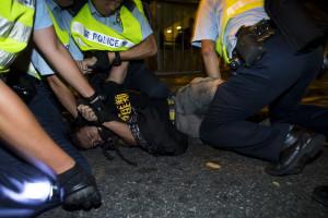 Detidos 22 ativistas pró-democracia em Hong Kong