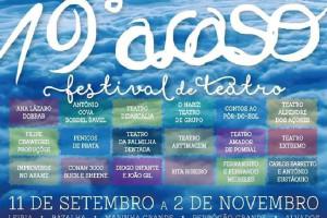 Festival 'Acaso' com espetáculos em Leiria