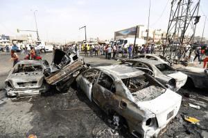 1.375 iraquianos morreram em janeiro em atos terroristas