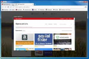 Update do Opera traz melhorias e novo interface