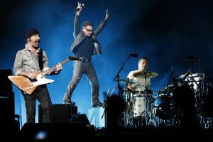 U2 em digressão em 2015 com novo álbum