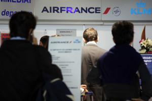 Cancelados três voos da Air France entre Lisboa e Paris