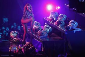 Beyoncé leva Coleen Rooney a Paris