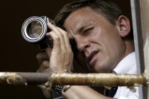 Gravações de 'Bond 24' iniciam-se em dezembro