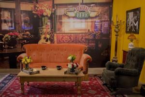 Café de 'Friends' torna-se real em plena Manhattan