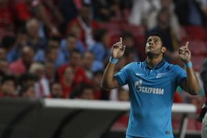 Benfica a perder por 0-2 também já perdeu Artur