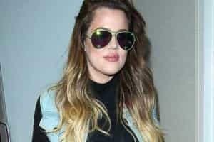 Khloe Kardashian culpa irmã por aumento de peso