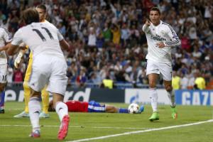 Ronaldo muito perto do recorde de Raúl