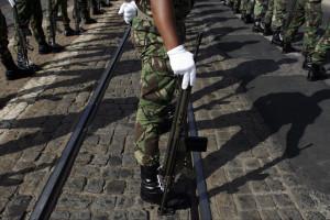 Militares portugueses partem esta semana para o Iraque