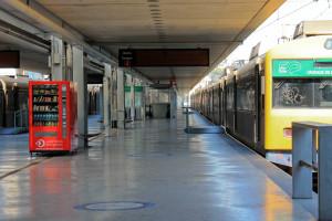 Mais de 70 por cento dos comboios não circularam hoje